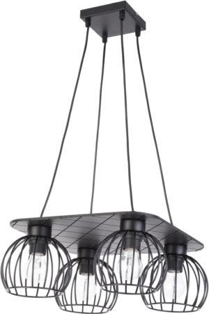 lampa wista zwis 4 czarny